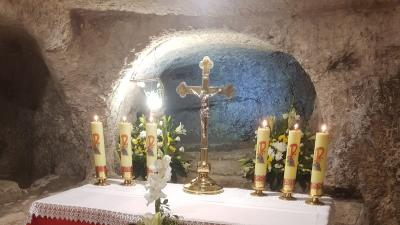 Grotto of the Holy Innocents, Bethlehem