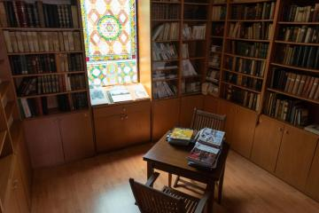 Rhodes: the recovery of the Archive and the spiritual Library