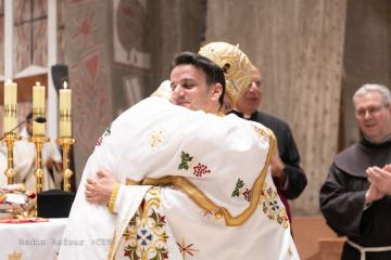 Ordination Raffaele