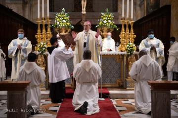 Diaconal Ordination