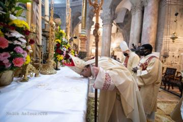 Solemn Mass Patriarch